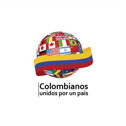 Colombianos unidos por un país